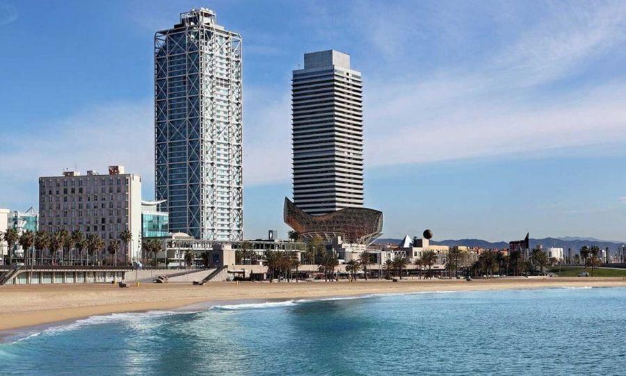 HOTEL ARTS BARCELONA 2
