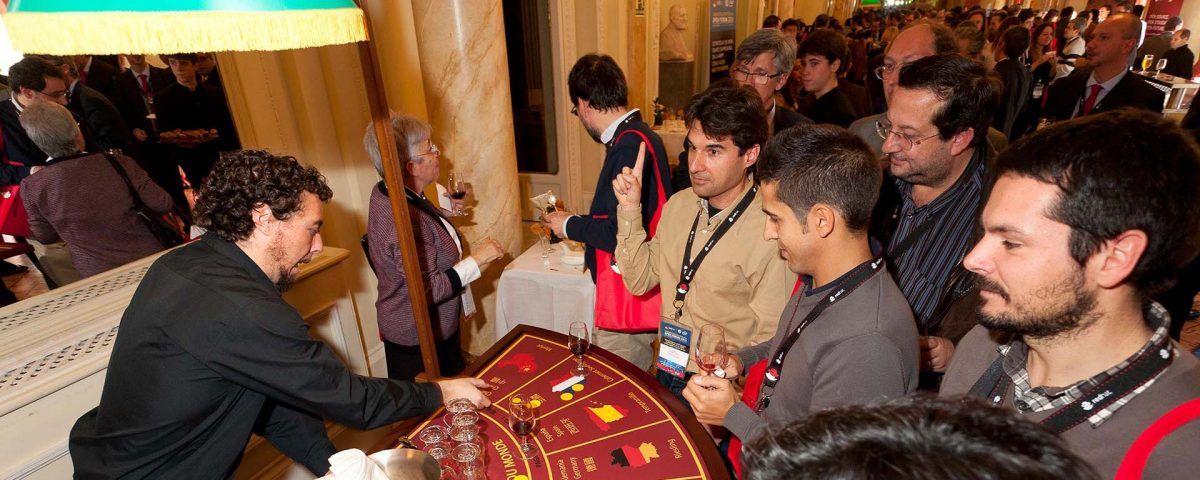Casino interactivo y degustaciones del mundo 2
