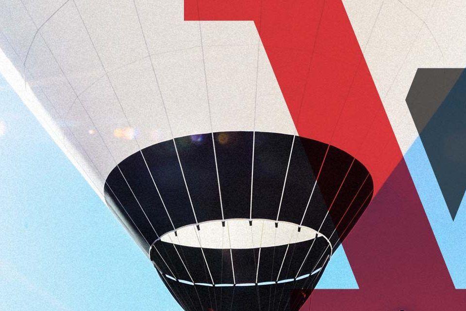 globo aerostático para eventos