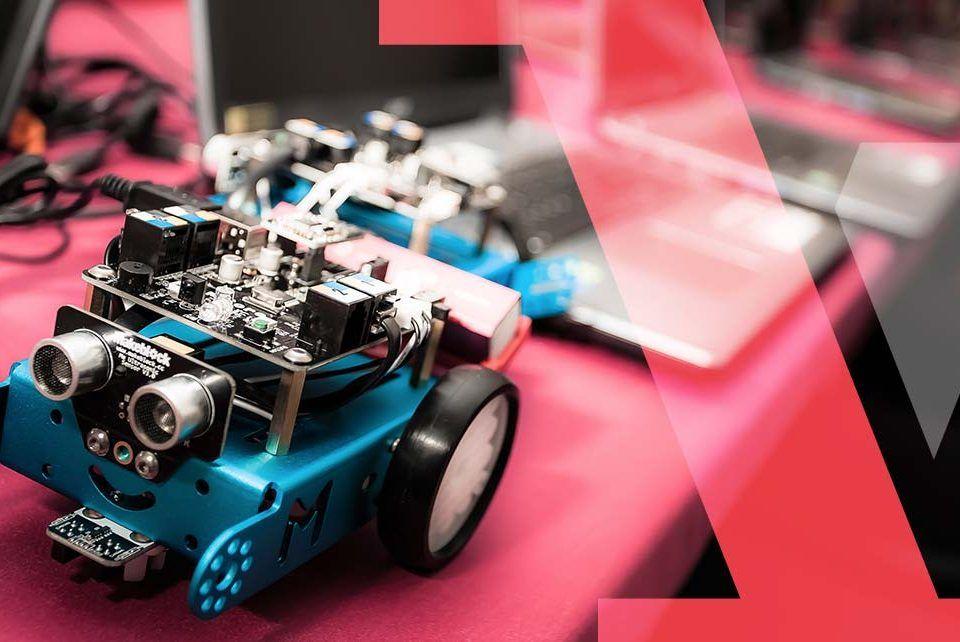 robótica para eventos