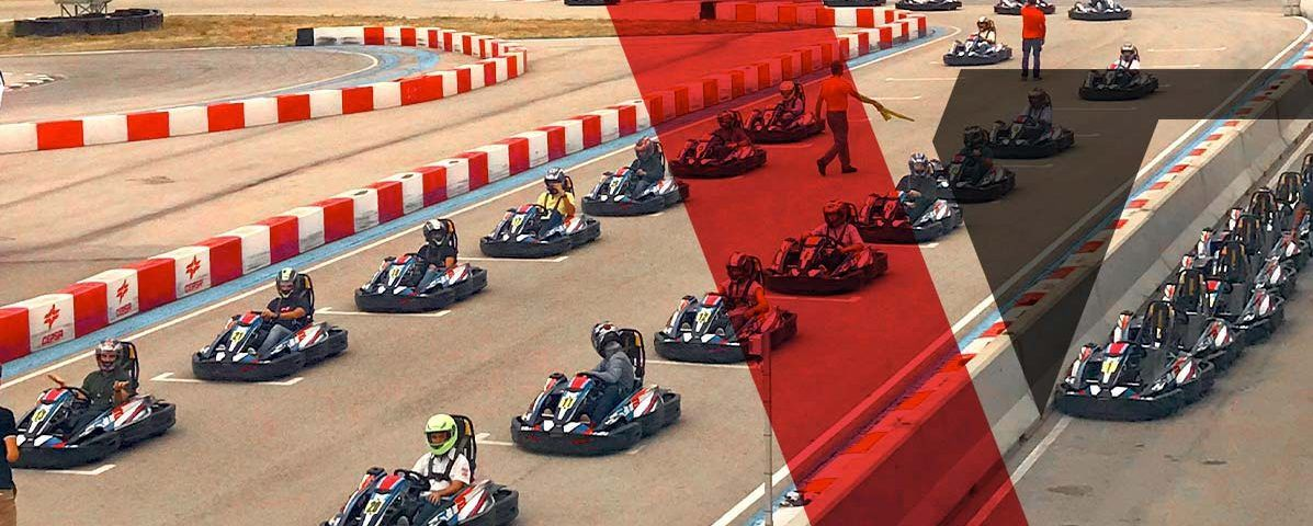 team building con kartings