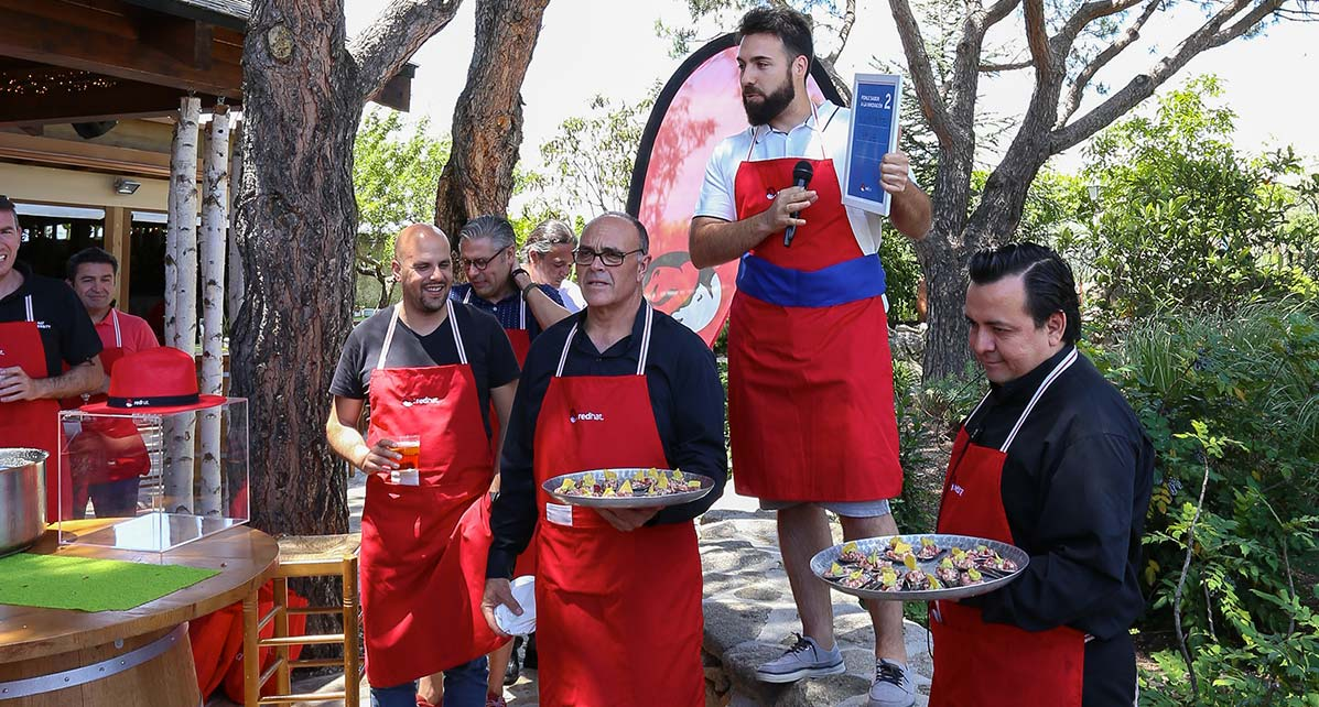 team building con masterchef