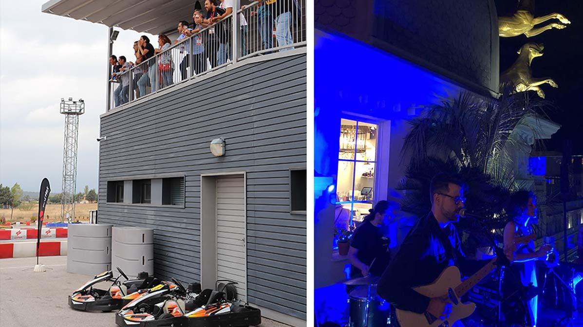 eventos en terrazas
